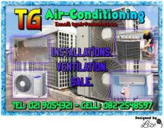 TG Air-conditioning cc