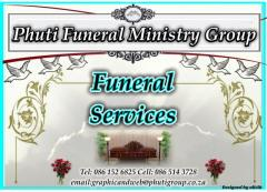 Phuti Funeral Ministry Group