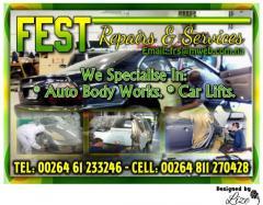 Fest Repairs & Services