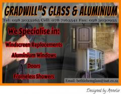 "Gradwill""S Glass & Aluminium"