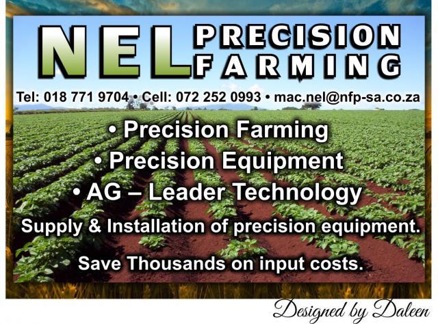 NEL PRECISION FARMING