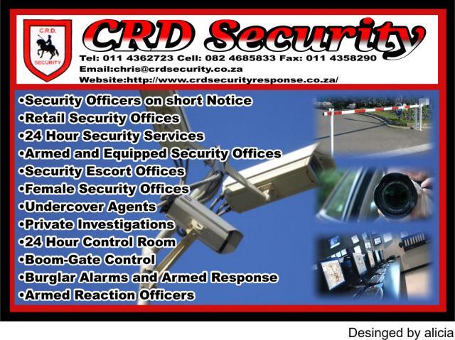 CRD Security
