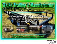 Wa-Ka Trailing & Manufacturing