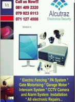 Alcutraz Electronics Security