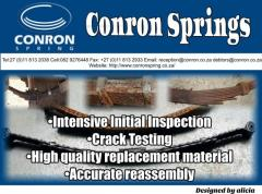 Conron Springs Springs Business Directory