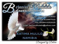 Bernard Mutelelo Funeral Services CC