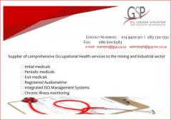 GSP MEDICAL SOLUTIONS