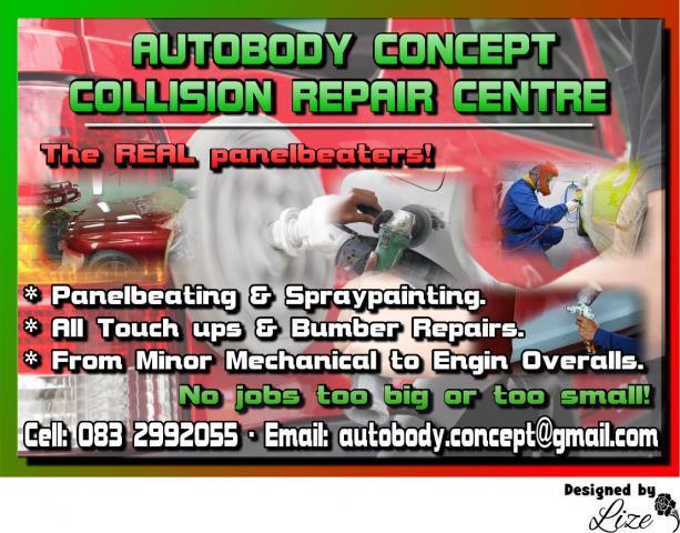 Autobody Concept Collision Repair Centre