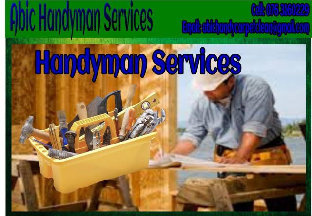 Abic Handyman Services