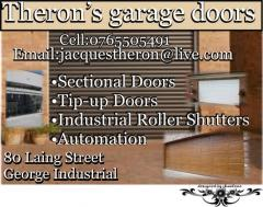 Theron's Garage Doors