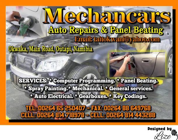 Mechancars Auto Repairs & Panel Beating