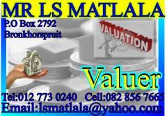 Mr LS Matlala