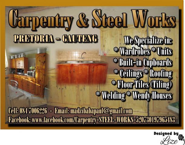 Carpentry & Steel Works