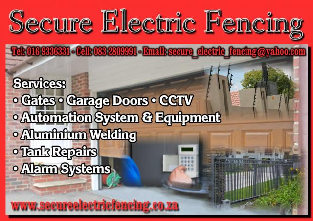 Secure Electric Fencing