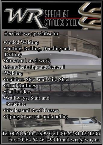 Wr Specialist Stainless Steel Business Directory