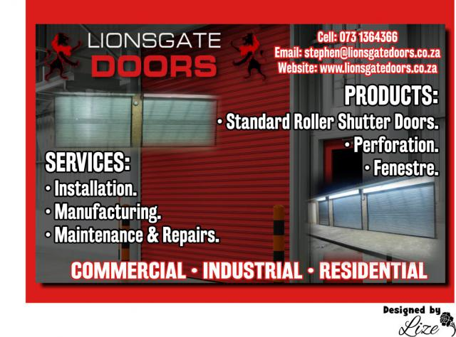 Lionsgate Doors