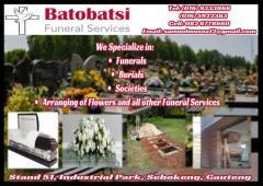 Batobatsi Funeral Services