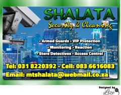 Shalata Security & Cleaning
