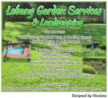 Lebang Garden Services & Landscaping