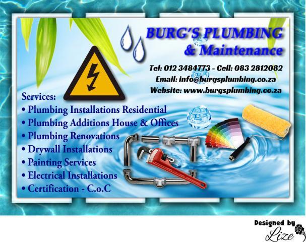 Burg's Plumbing