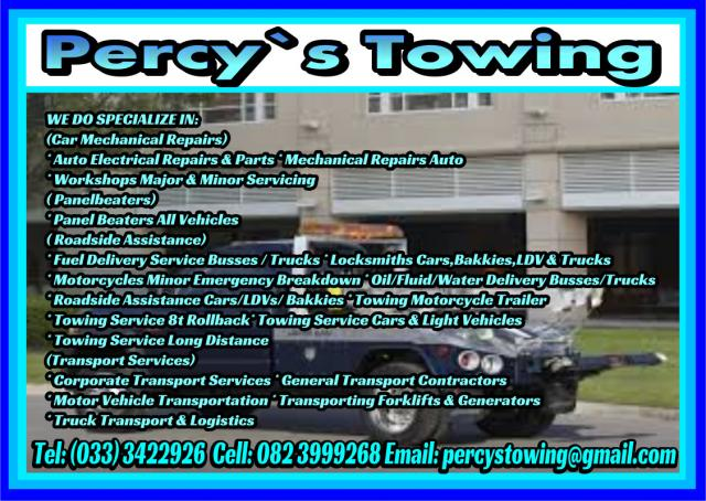 Percy`s Towing