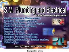 S.M. Plumbing and Electrical