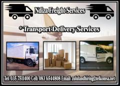 Ndiza Freight Services