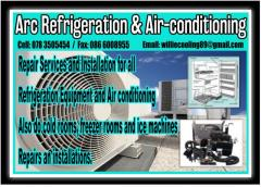 Arc Refrigeration &   Air Conditioning