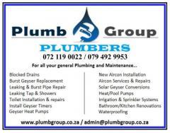 Plumb Group Plumbers