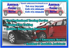 Addysam Towing Service