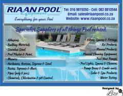 Riaan Pool Equipment cc