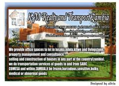 KM Realty and Transport Zambia