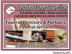 Lesotho Funeral Services