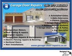 Gate & Door Motor Repairs