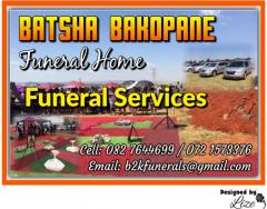 Batsha Bakopane Funeral Home