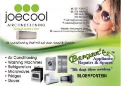 Joecool Air conditioning and Refrigeration