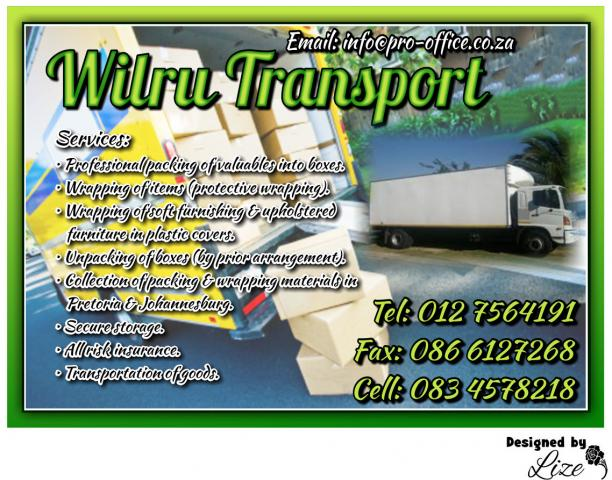 Wilru Transport