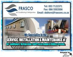 Frasco Air-Conditioning & Refrigeration