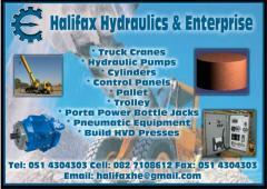 Halifax Hydraulics & Enterprise