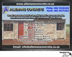 Allemans Concrete