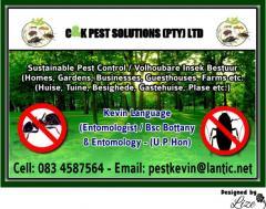 C & K Pest Solutions