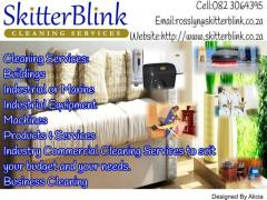 Skitterblink cleaning services
