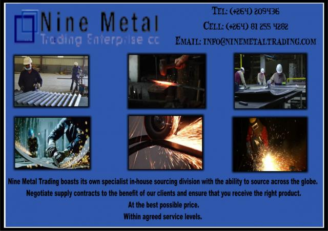 Nine Metal Trading Enterprise CC