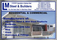 LM Steel & Builders cc