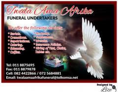 Twala Ama Afrika Funeral Undertakers