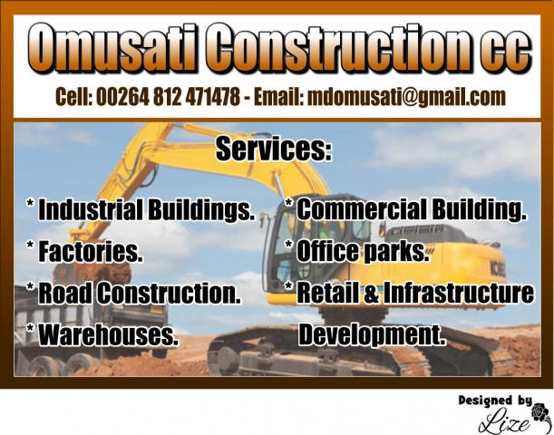 Omusati Construction cc