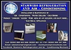 StamWiro Refridgeration and Air - Conditioning