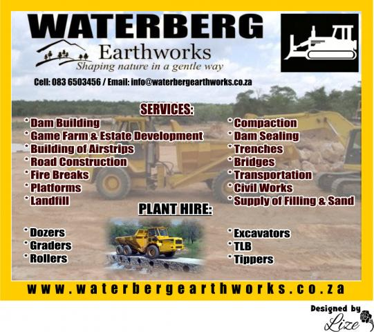Waterberg Earthworks