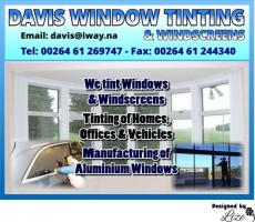 Davis Window Tinting & Windscreens