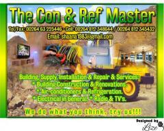 The Con & Ref Masters